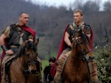 Screencap from the pilot of Rome with Ray Stevenson and Kevin McKidd