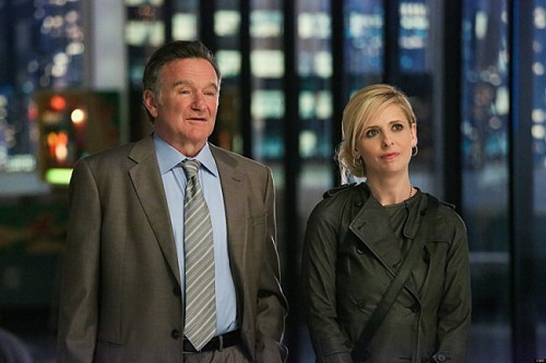 The Crazy Ones promo pic, pilot