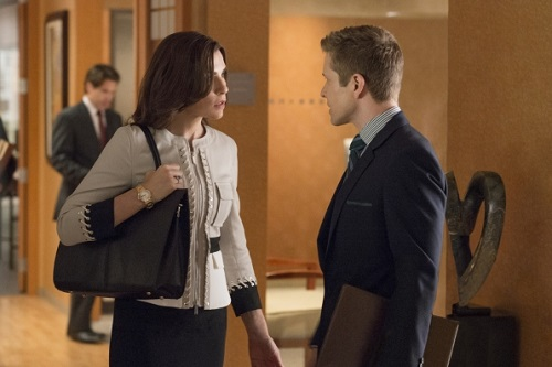 "The Good Wife promo pic S05E01, ""Everything is Ending"""