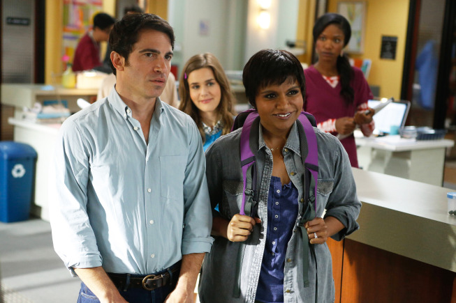 The Mindy Project S02E01 promo pic 1