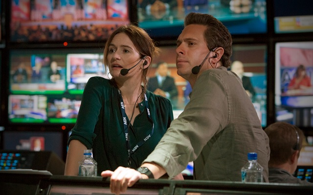 """The Newsroom, Ep 2.09: """"Election Night Part 2"""" manages to be a satisfying finale to an improved second season"""