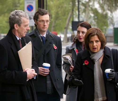 The thick of it three