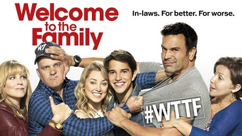 Welcome to the Family promo poster
