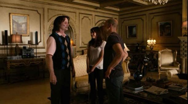 Bill Murray, Emma Stone & Woody Harrelson in Zombieland (2009)