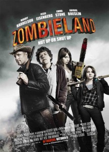 Zombieland (2009) Official Poster