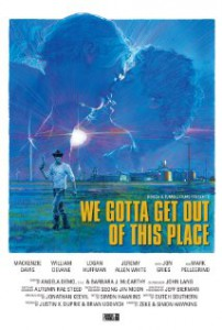 we gotta get out poster