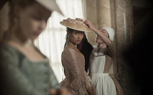 'Belle', starring Gugu Mbatha-Raw, releases its first trailer