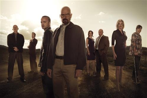 Breaking Bad Season 5 Cast photo