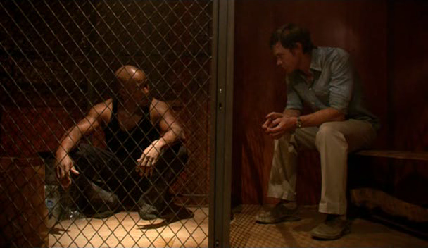 Doakes vs Dexter: One of the show's pinnacle moments