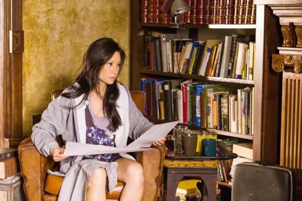 """Elementary S02E03 promotional picture, """"We Are Everyone"""""""