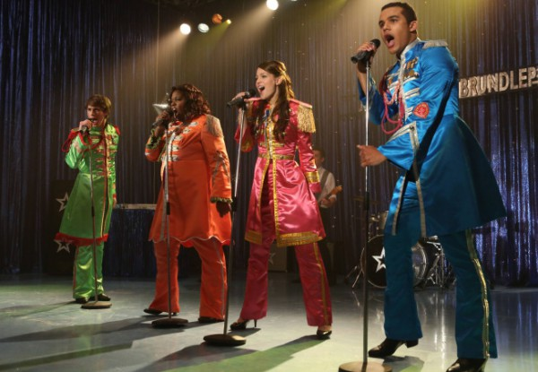 "Glee, 5.02, ""Tina In the Sky with Diamonds"" Falls Short of Last Week's Promising Premiere"