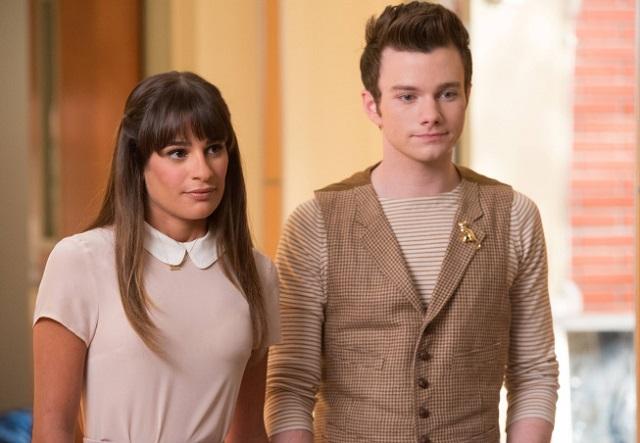 """Glee S05E03 promo pic """"The Quarterback"""""""