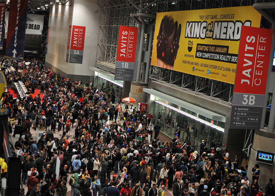 New York Comic Con Begins; A Preview