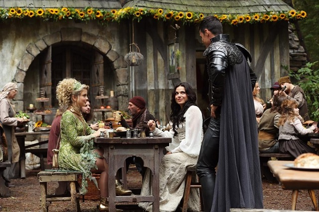 "Once Upon a Time, S03E03, ""Quite a Common Fairy"" promo pic"