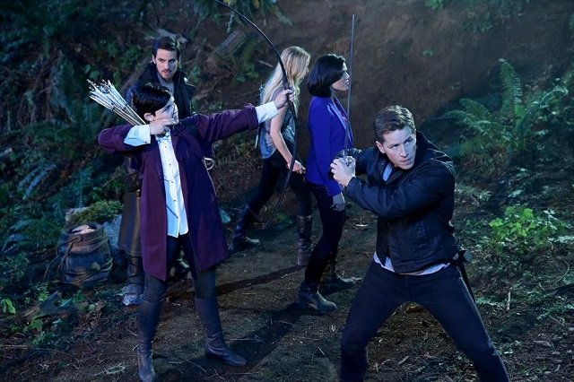 Once Upon a Time, Lost Girl promo pic, S03E02
