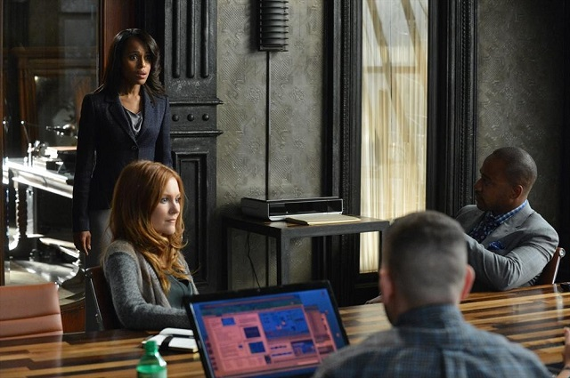 KERRY WASHINGTON, DARBY STANCHFIELD, GUILLERMO DIAZ, COLUMBUS SHORT
