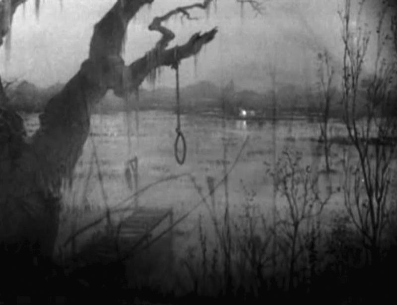 Strangler of the Swamp noose
