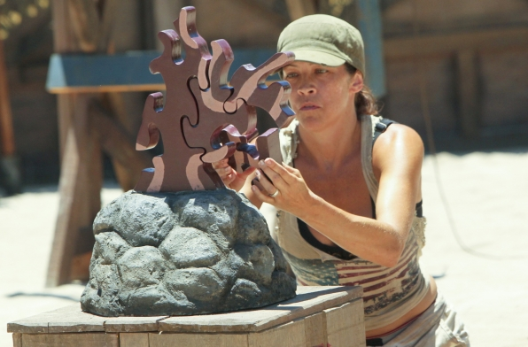 Survivor 27.7 Laura Morett