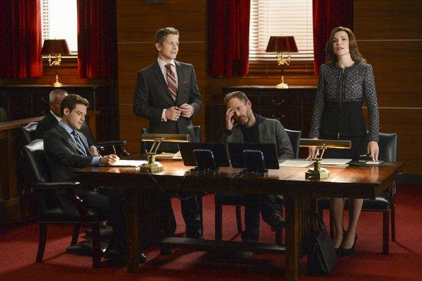 "The Good Wife S05E02 promo pics, ""The Bit Bucket"""