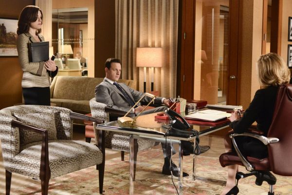 """The Good Wife S05E03, """"A Precious Commodity"""" promotional picture"""