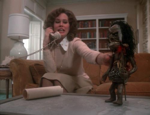"""Karen Black in Trilogy of Terror's """"Amelia"""""""
