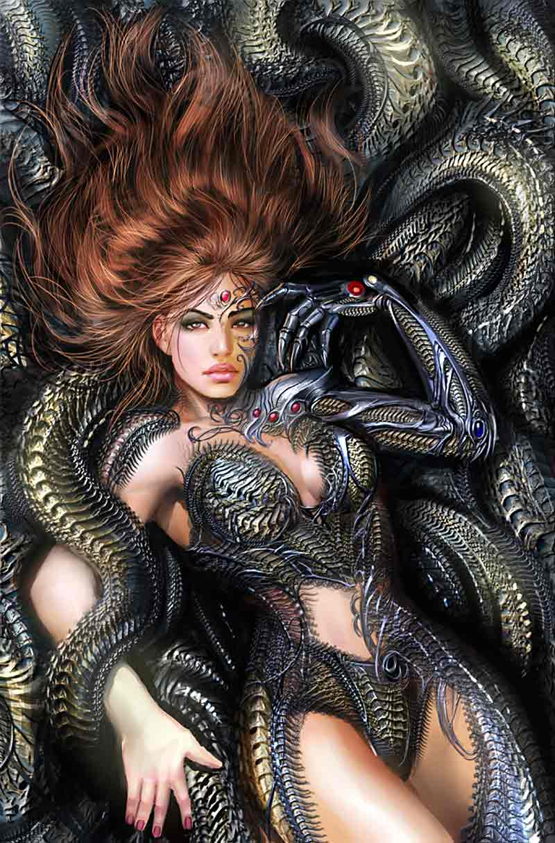 The Witchblade Halloween Catch-Up