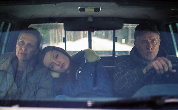 Bluebird starring John Slattery & Amy Morton