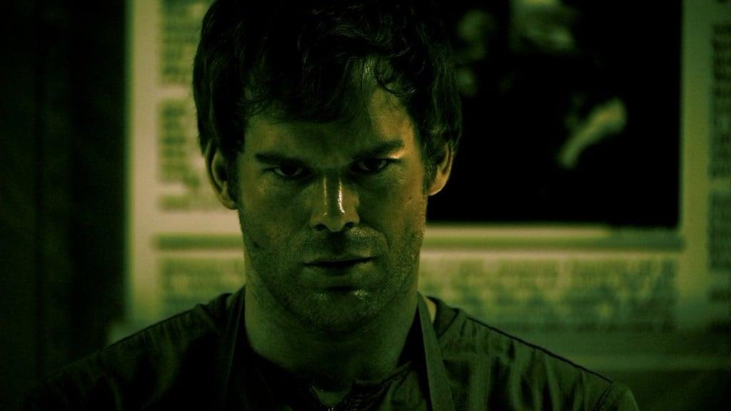 Michael C. Hall in Dexter Ep 1.02 'Crocodile'
