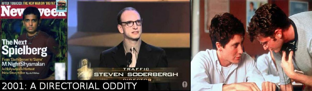 M. Night Shyamalan, Steven Soderbergh, Jake Gyllenhaal & Richard Kelly
