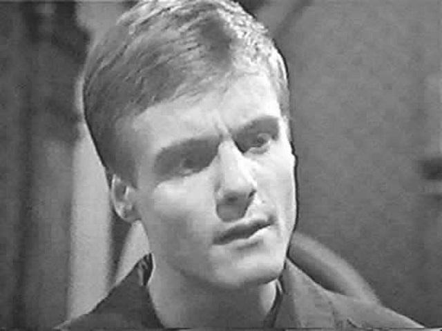Michael Craze as Doctor Who Companion Ben Jackson