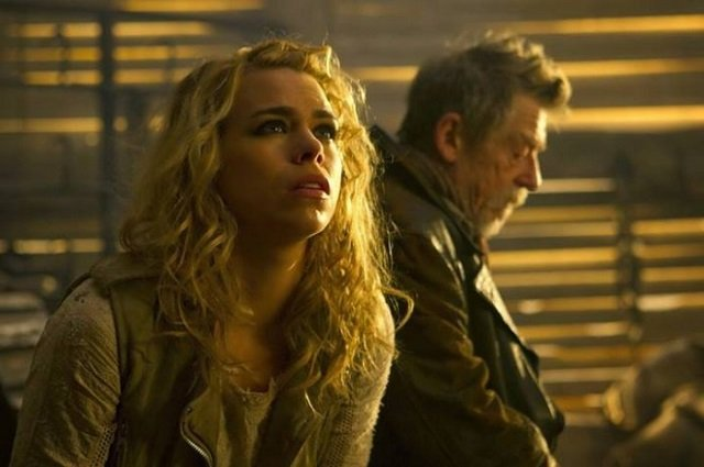 Billie Piper as the Moment in Doctor Who's 50th Anniversary Special, The Day of the Doctor