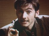 David Tennant as the Tenth Doctor in Blink