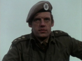 Richard Franklin as Third Doctor Companion Mike Yates
