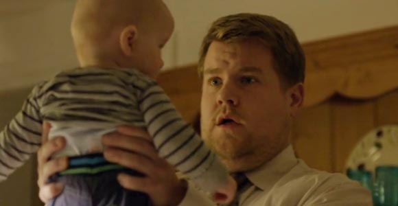 James Cordon as Doctor Who ally Craig Owens