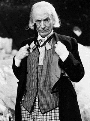 William Hartnell as the First Doctor, Doctor Who