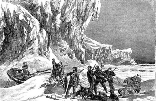 Discovery of Franklin's men