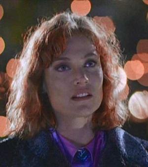 Daphne Ashbrook as Doctor Who Companion Dr. Grace Holloway