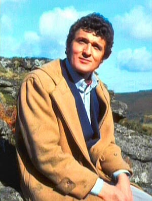 Ian Marter as Doctor Who Companion Harry Sullivan