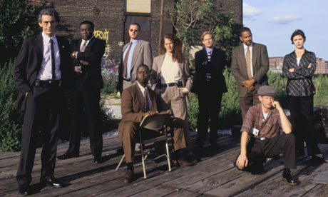 Homicide: Life on the Streets cast photo