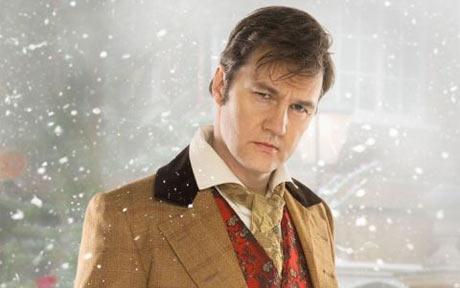 David Morrissey as Doctor Who ally Jackson Lake