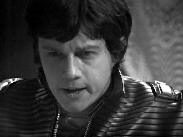 Frazer Hines as Doctor Who Companion Jamie McCrimmon