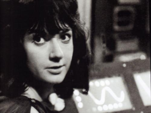 Adrienne Hill as Doctor Who Companion Katarina