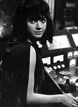 Adrienne Hill as Doctor Who Companion Katarina