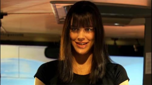 Michelle Ryan as Doctor Who ally Lady Christina de Souza