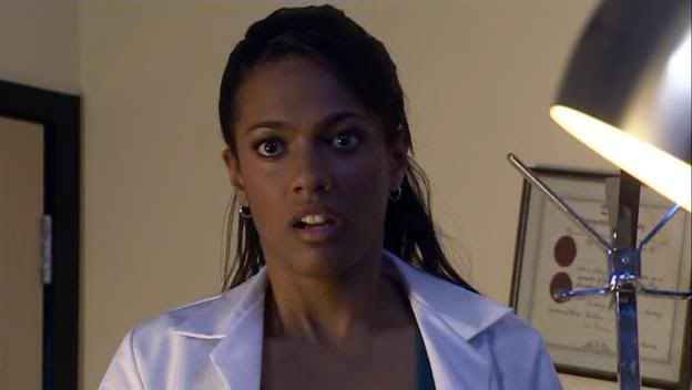 Freema Agyeman as Doctor Who Companion, Dr. Martha Jones