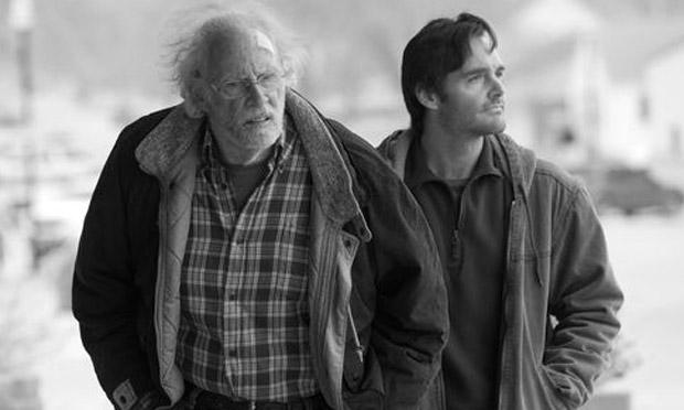 'Nebraska' a black-and-white return to form for director Alexander Payne