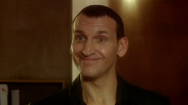 Christopher Eccleston as the Ninth Doctor, Doctor Who