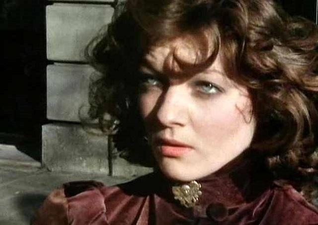 Sarah Sutton as Doctor Who Companion Nyssa
