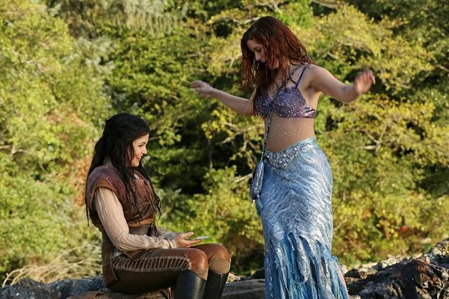 "Once Upon a Time S03E06 promo pic, ""Ariel"""