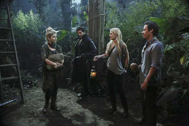 "Once Upon a Time promo pic S03E07, ""Dark Hollow"""